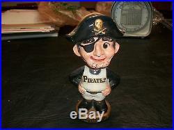 Pgh Pirate bobblehead vintage 1960's era