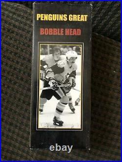 Pittsburgh Penguins Vintage Bobble Heads Rick Kehoe