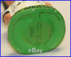 Rare 1960's Los Angeles Angels Green Base Vintage Bobble Head Nodder