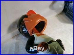 Rare 1962 Vintage Baltimore Oriole Black version bobblehead NrMt+