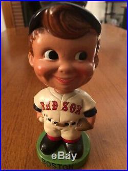 Rare 1962 Vintage MLB Red Sox Bobblehead Nodder
