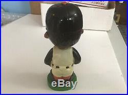 Rare Vintage Baltimore Orioles Black Face Series Nodder (bobblehead) Ex
