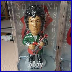 Rare Vintage The Rolling Stones Figure Set Bobblehead