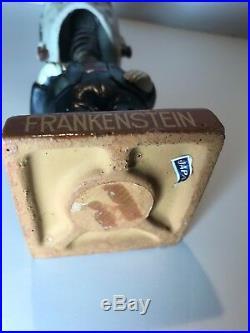 SUPER RARE Vintage Frankenstein bobble head. Nodder. Japan 1962. Super cond