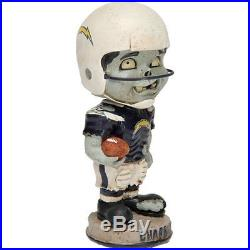 San Diego Chargers Zombie Vintage Bobblehead Figurine