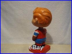 Scarce Montreal hockey bobblehead nodder 1962 figure sports vintage