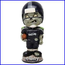 Seattle Seahawks Zombie Vintage Bobblehead