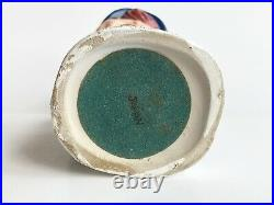 VINTAGE 1960s MLB NY NEW YORK YANKEES WHITE ROUND BASE NODDER BOBBLE HEAD