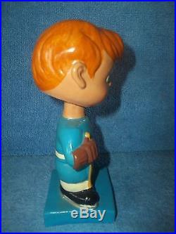 Vintage Bobble Head Nodder Toronto Maple Leafs Japan 1962 One Of Many Listed