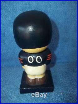 Vintage Chicago Bears Bobble Head Nodder One Of Many Nodders Listed