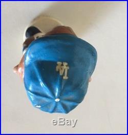 (VTG) 1960s LA DODGERS BOBBLE HEAD MINI NODDER BASEBALL DOLL JAPAN California