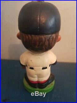 (VTG) 1960s Washington senators baseball black face bobble head nodder Japan