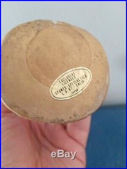 (VTG) 1960s buffalo bills AFL padded ears bobble head nodder Japan rare
