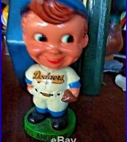 VTG Los Angeles Dodgers Baseball Nodder Bobblehead