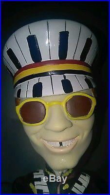 Very Rare Elton John Piano Man Bobblehead by Bobble Dobble VINTAGE collectible