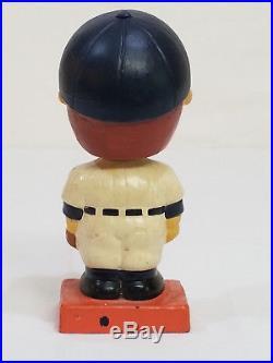 Vintage1960's PORTLAND BEAVERS Baseball BOBBLEHEAD 7 Nodder Minor League
