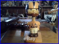 Vintage 1959 LA Rams Nodder Bobble Head. Very Rare