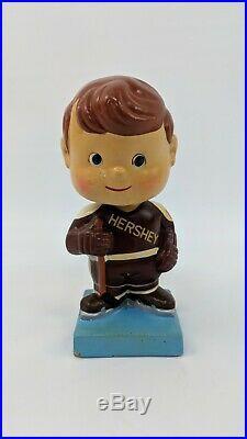 Vintage 1960's Hershey Bears Nodder Bobblehead Ice Hockey