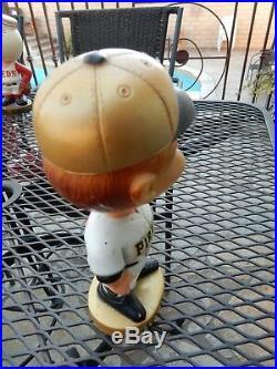 Vintage 1960's Pirate Bobble Head Excellent Shape