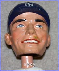 Vintage 1960's Roger Maris New York Yankees Baseball Bobblehead Nodder