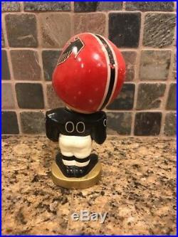 Vintage 1960s Atlanta Falcons NFL Bobblehead. Made In Japan. Rare! 7 Tall