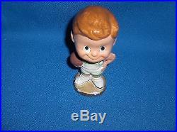 Vintage 1960s Bobble Head Doll Japan My Favorite Basketball Team Boston Celtics