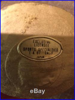 Vintage 1960s NFL Football Green Bay Packers Bobblehead/Nodder Gold Base