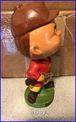 Vintage 1960s Nodder Elmer Fudd Warner Brothers Bobble Head Looney Tunes