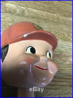 Vintage 1960s San Diego Padres baseball 6.5 bobble head nodder doll Japan NN2