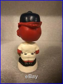 Vintage 1960s St Louis Cardinals Mini Nodder Mascot Bobblehead Baseball MLB