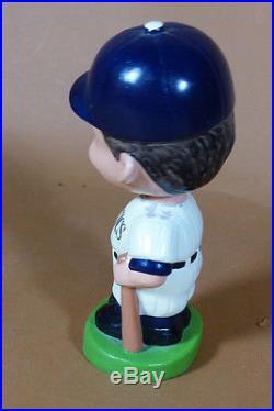 Vintage 1962 Kansas City Athletics Bobble Head Nodder Green Base Great cond