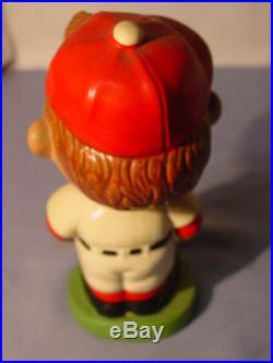 Vintage 1962 S. S. Corp Philadelphia Phillies Baseball Player Bobblehead