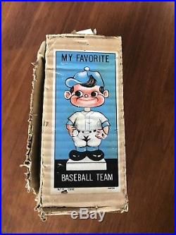 Vintage 1962 Willie Mays Bobblehead Original Mint condition withBox SF Giants