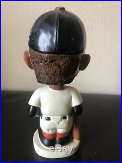 Vintage 1962 Willie Mays San Francisco Giants Bobble Head Japan Authentic Nodder