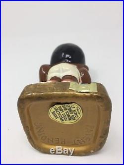 Vintage 1969 Baltimore Bullets LIL Dribbler Bobbing Head Nodder Near Mint Nice