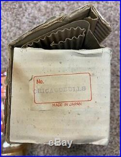 Vintage 1969 Chicago Bulls LIL Dribbler Bobbing Head Nodder Near Mint Nice Rare