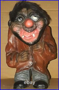 Vintage 60's HEICO Bobblehead Igor Frankenstein's Aid 10 Nodder head knocker