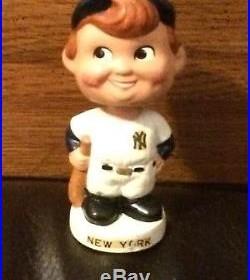 Vintage 60s New York Yankees Nodder