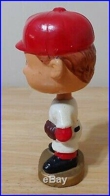 Vintage All Star Baseball Pitcher Bobblehead Nodder 1960s Japan