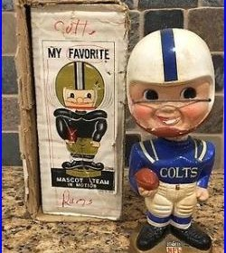 Vintage Baltimore Colts 1960