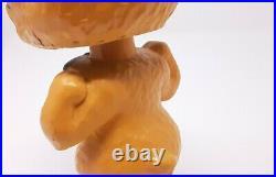Vintage Baylor Bears 1960's Bobblehead Nodder Texas