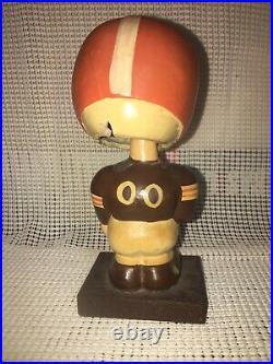 Vintage Browns Bobblehead Nodder NFL 1960s