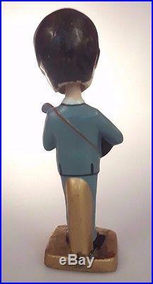 Vintage Car Mascots 60's John Lennon Beatles BobbleHead 8 inch