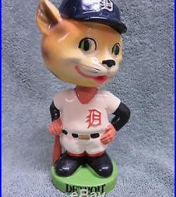 Vintage Detroit Tigers 1960