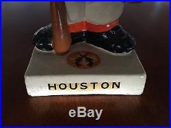 Vintage Houston Astros Colt 45's Baseball Player Bobblehead Bobble Head Nodder