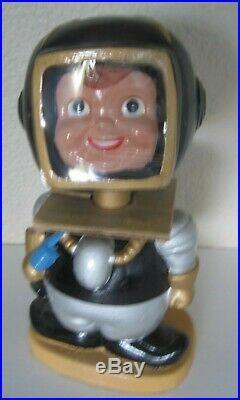 Vintage Japanese Norcrest Space Man Bobble Head 1950s Era