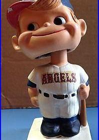Vintage Los Angeles Angels Bobblehead