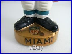 Vintage Miami Dolphins Bobble Head Nodder Japan 1967