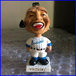 Vintage Milwaukee Braves Mascot Bobble Head Nodder Bobblehead New Old Stock MINT
