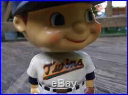 Vintage Minnesota Twins Baseball Bobble head Nodder Made in Japan